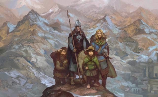 Remnants of Wrath: A Trove in the Mountains
